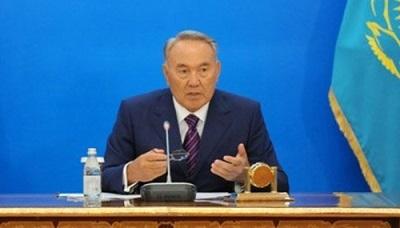 Мемлекет басшысы Н.Назарбаевтың Қазақстан халқына жолдауы. 2015 жылғы 30 қараша