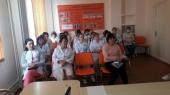 В ГП №20 состоялось семинарское занятие на темы «Малярия» и «Холера»