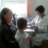 В ГП №20 проведен «День открытых дверей», приуроченный ко Всемирному Дню борьбы с туберкулезом
