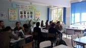 Акция в Общеобразовательной школе №32