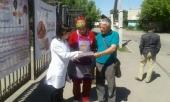 Продолжается санитарно-просветительская работа по менингиту среди населения