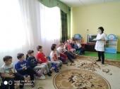 Проведен семинар в детском саду «Балашым» на темы «Корь», «Вирусный гепатит А»