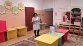 Проведена информационно-разъяснительная работа по заболеваниям Корь и Вирусный Гепатит А в Детском саду №59